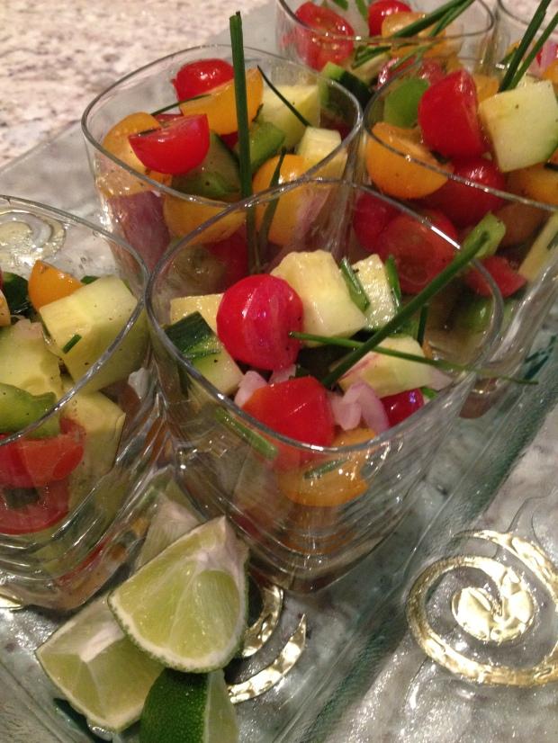 tomato cuc salad group