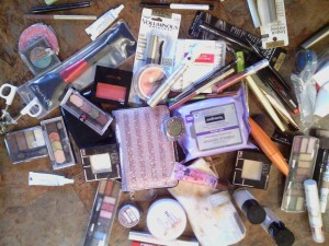 Project Organization: Teen Makeup