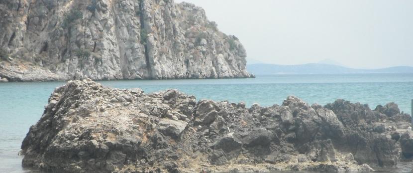 Tolo Swim Beach View