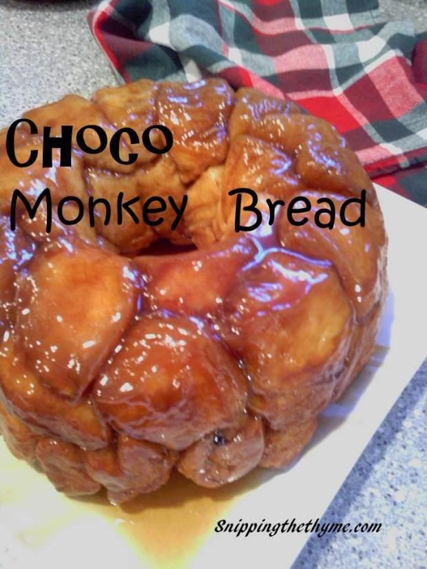 Choco Monkey Bread