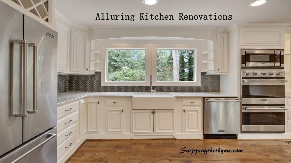 Alluring Kitchen Renovations